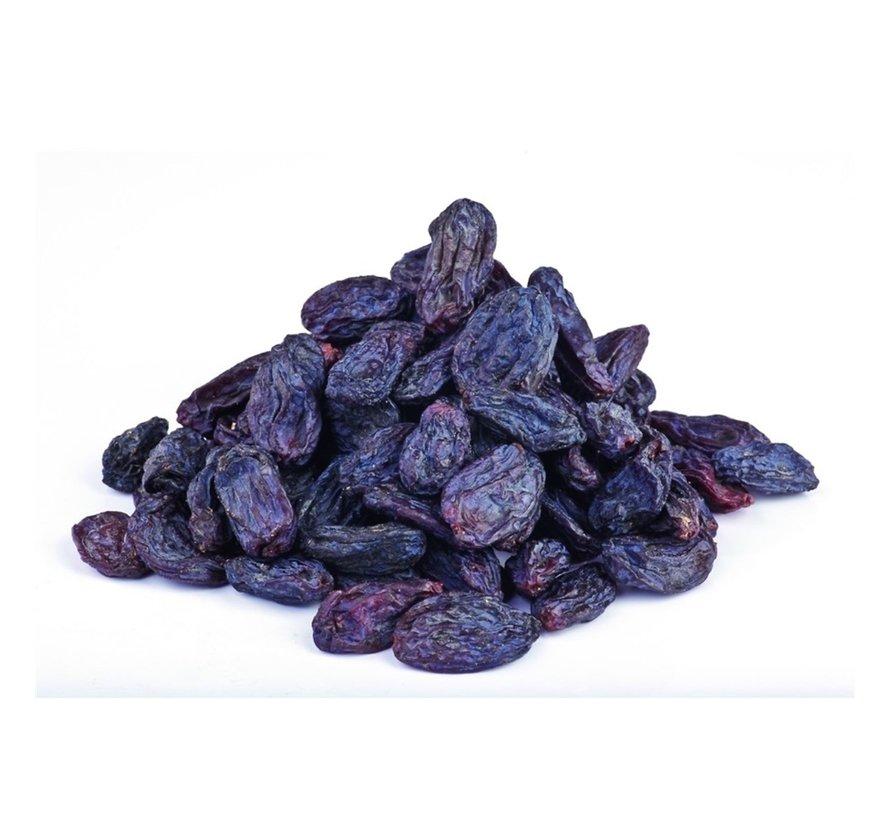 Seedless Dried Black Uzbek Grape