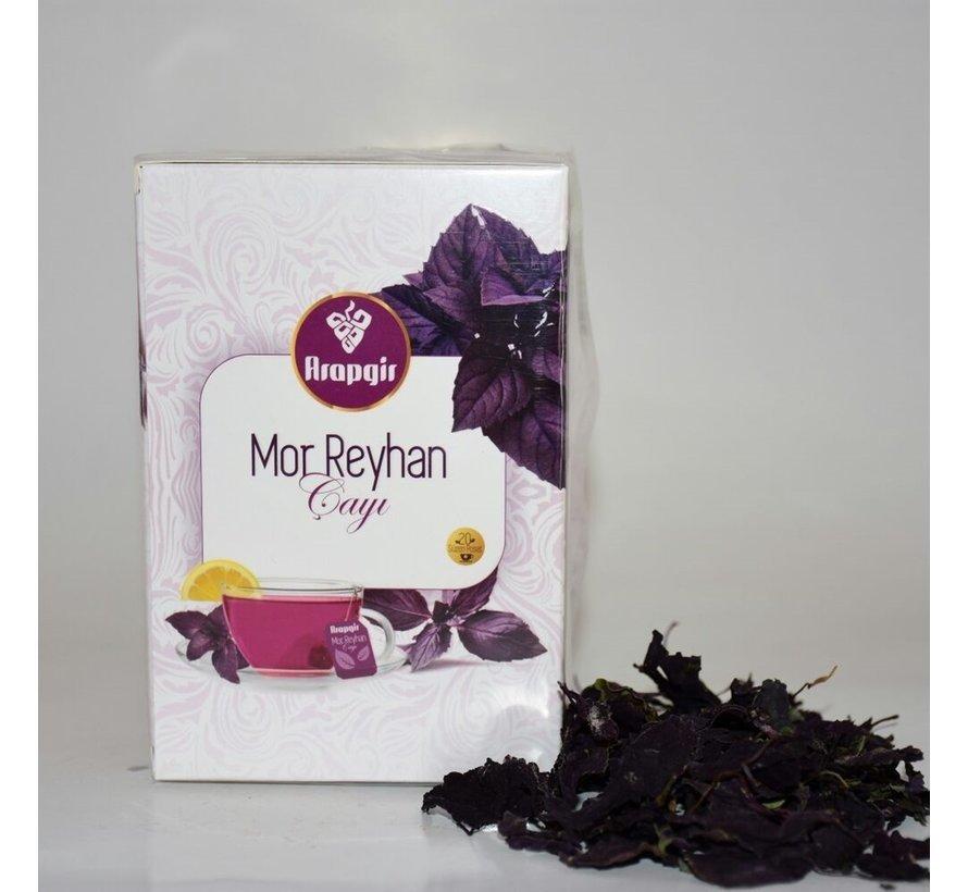 Red Basil Tea