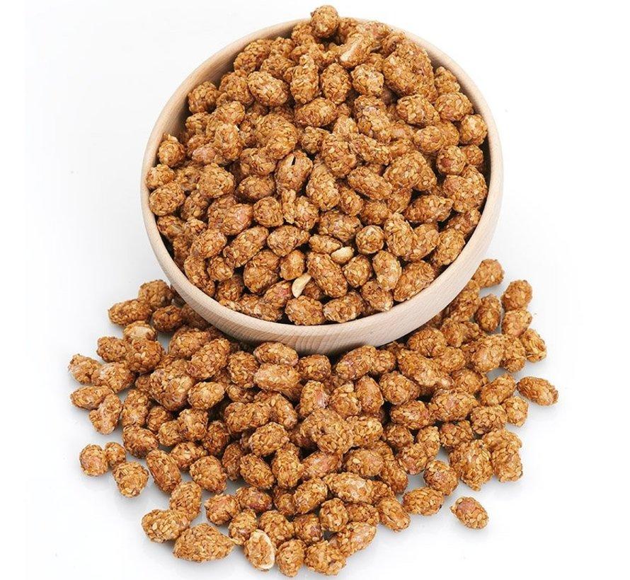Honey Sesame Peanuts 500gr