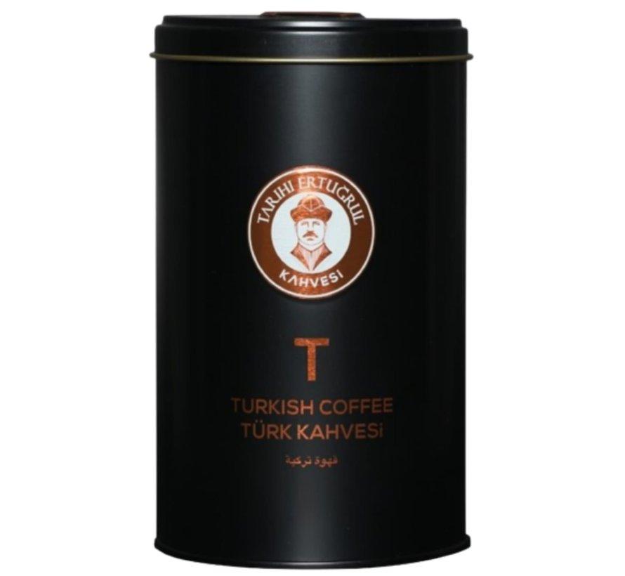 Historische Ertuğrul-koffie Turkse koffie 250gr