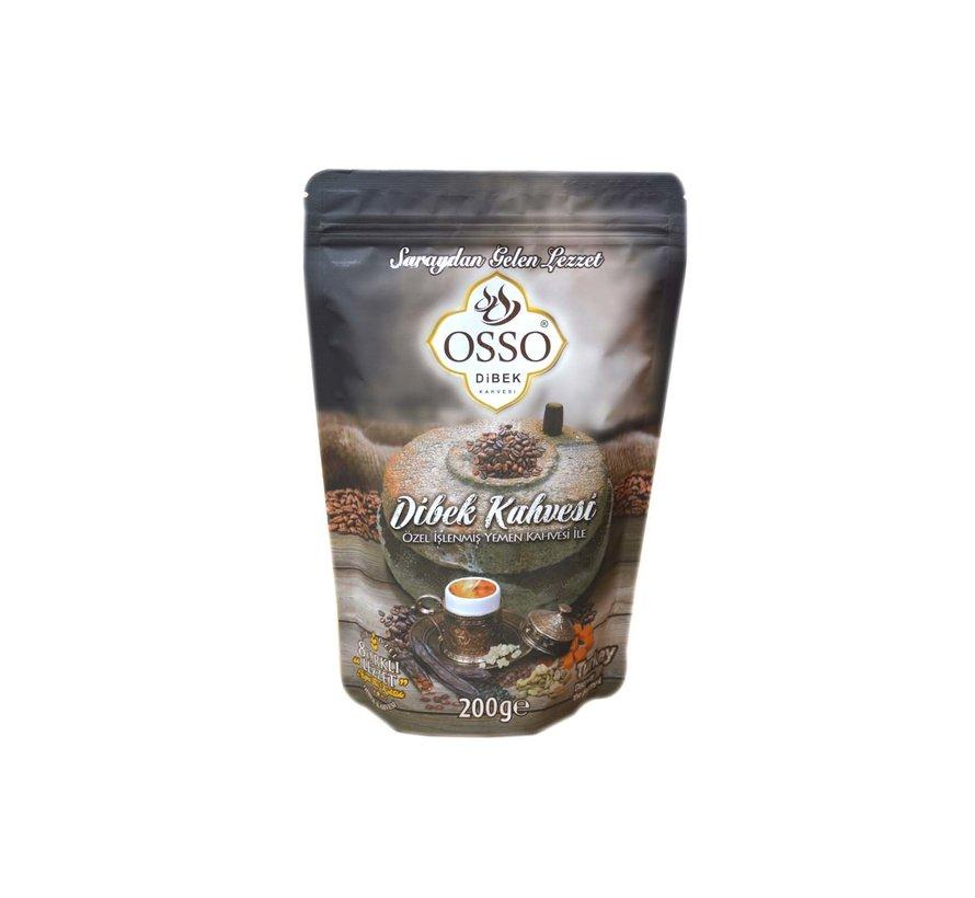 Osso Dibek Koffie