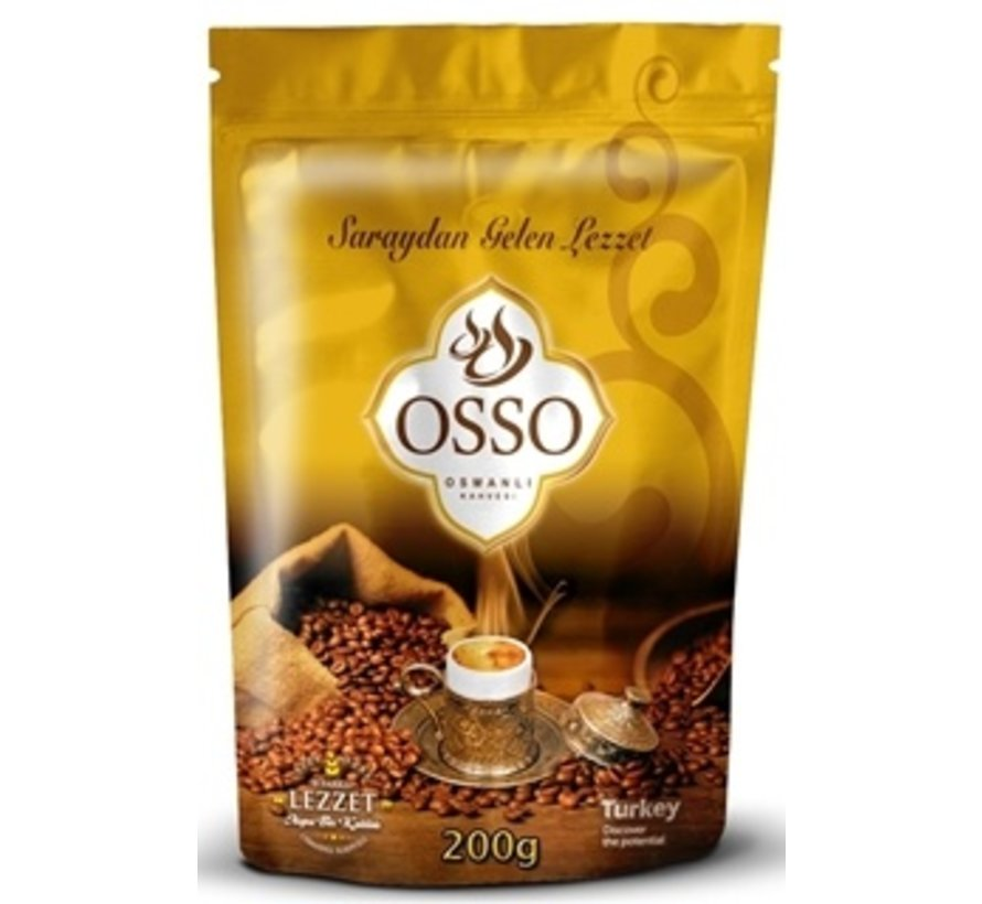 Ottomaanse koffie 200gr