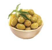 Natural Green Olives 750gr