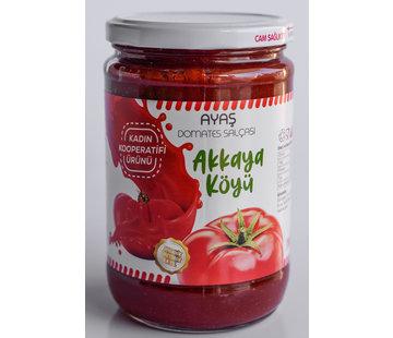Biologische Tomaten Puree 700gram