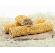 Turkish Delight filled with Almonds and Kadayif topping 500gram