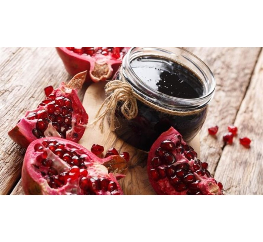 100% Natural Pomegranate Syrup net 350gr