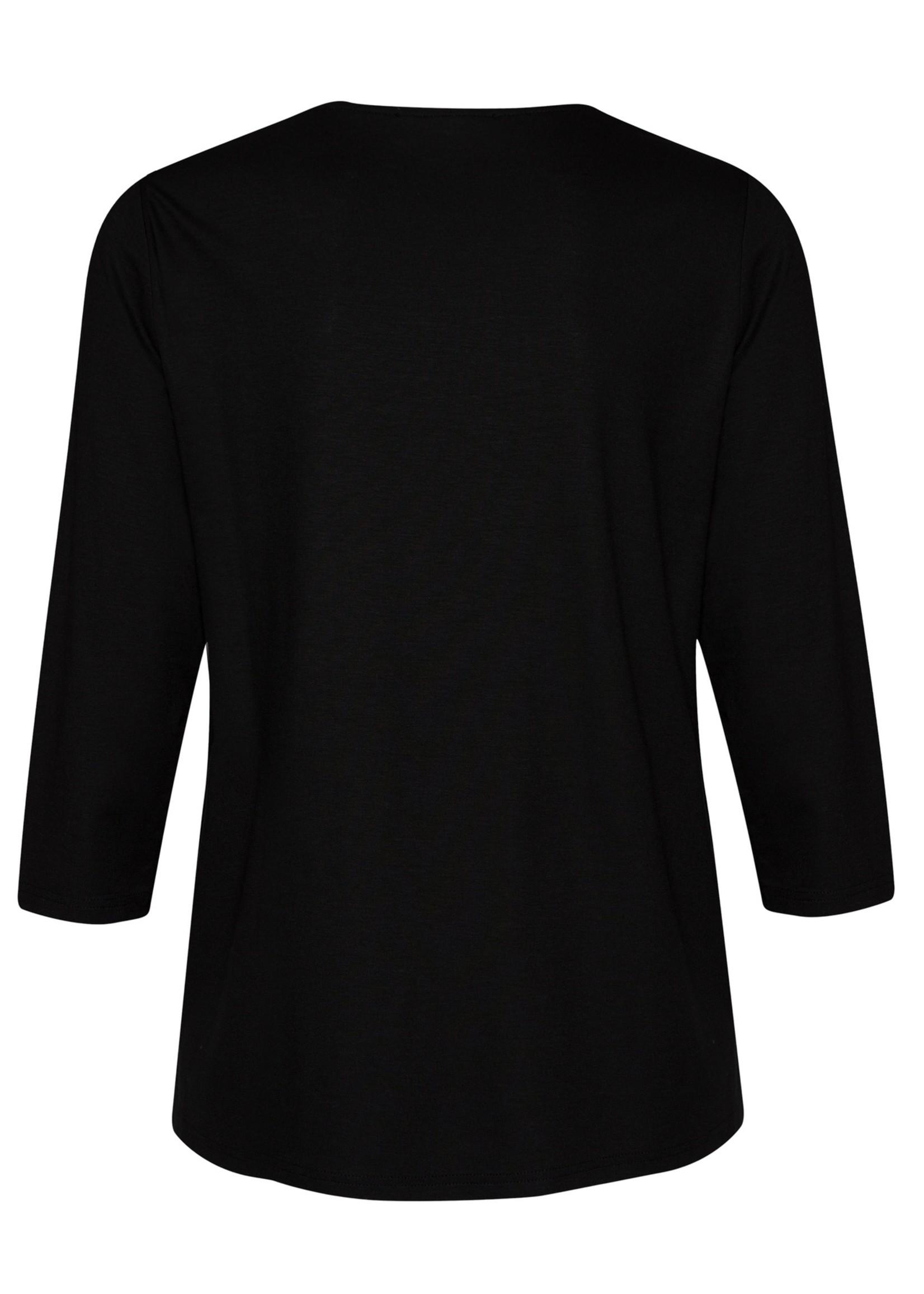 FRANK WALDER Frank Walder T-shirt 3/4 mouw