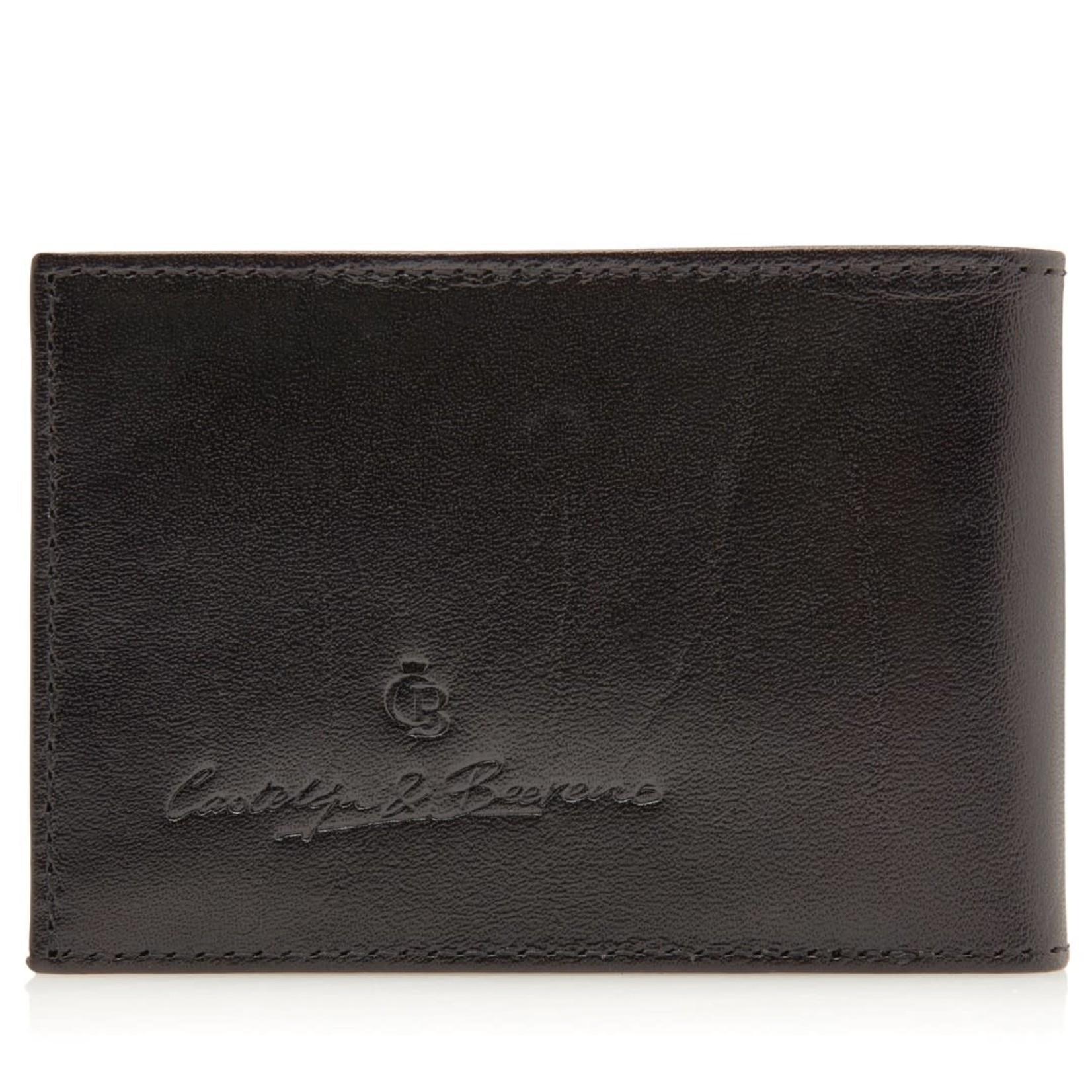 Castelijn en Beerens Creditcardetui Nevada 6 pasjes RFID Zwart