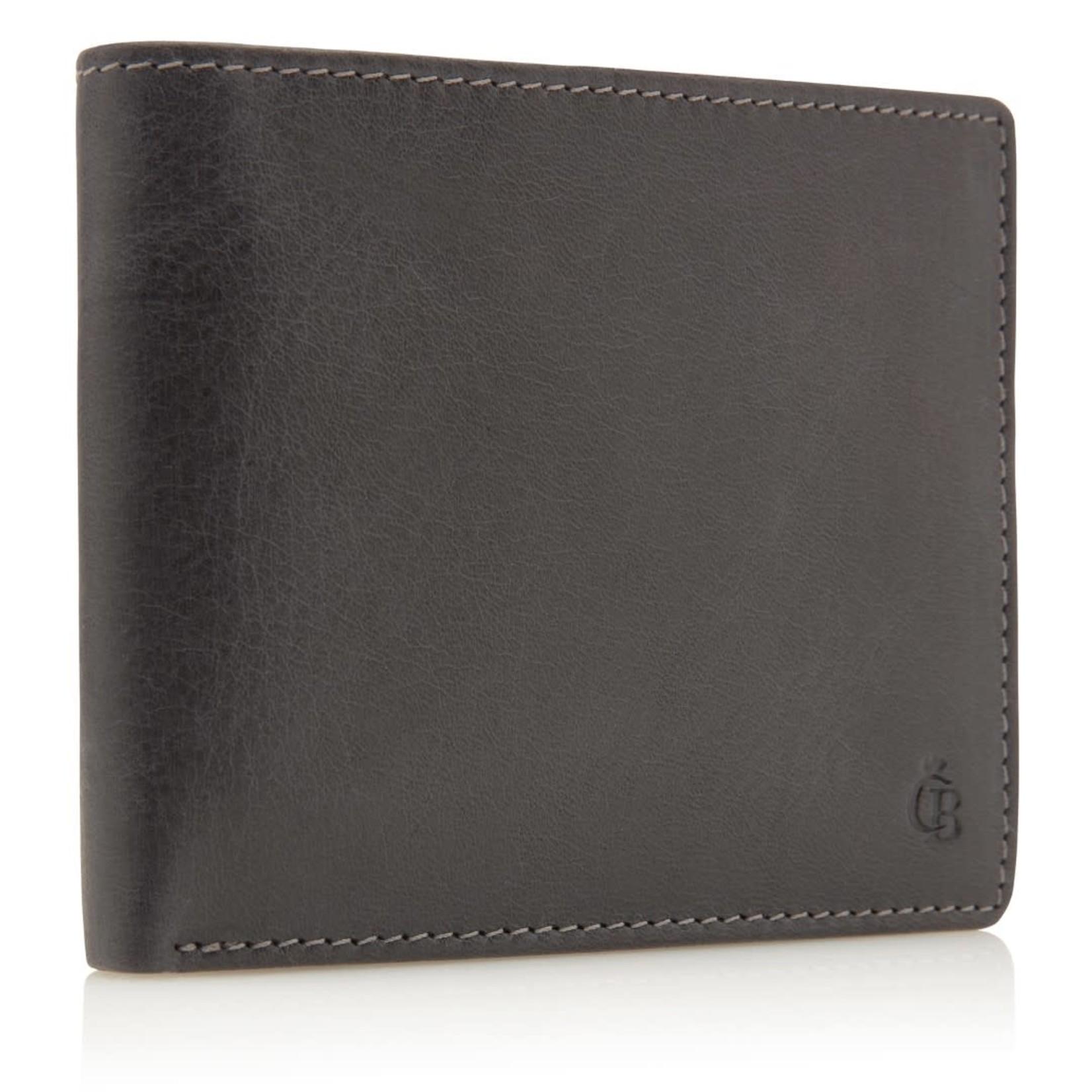 Castelijn en Beerens Billfold 11 pasjes RFID Zwart