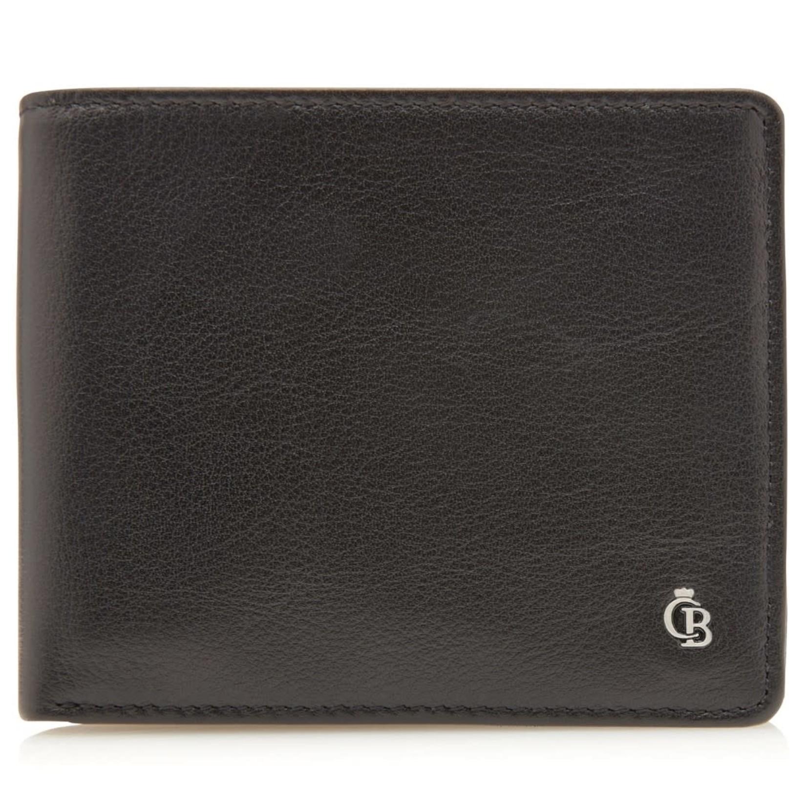 Castelijn en Beerens Billfold 5 pasjes RFID Zwart