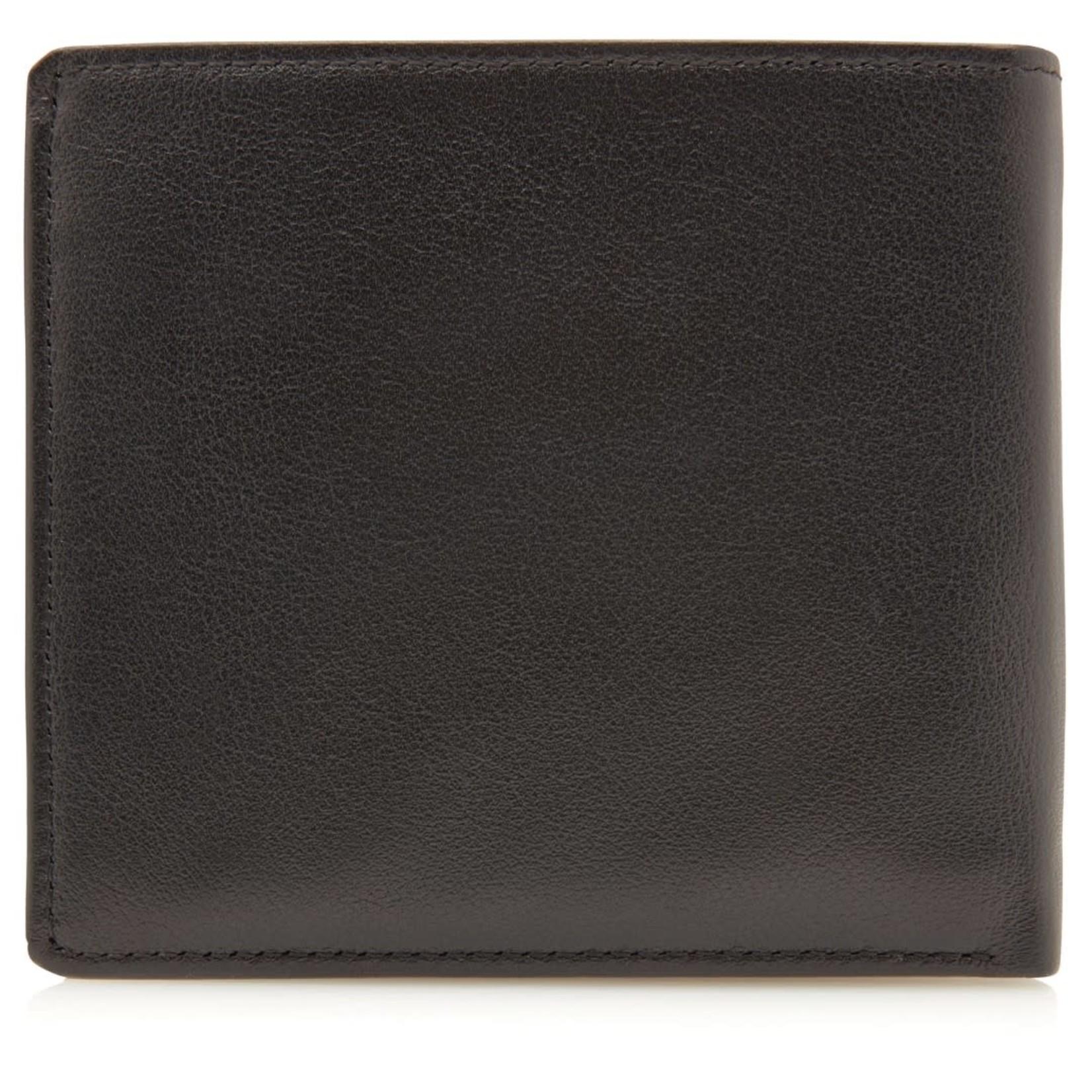 Castelijn en Beerens Billfold Portemonnee 7 pasjes RFID Zwart