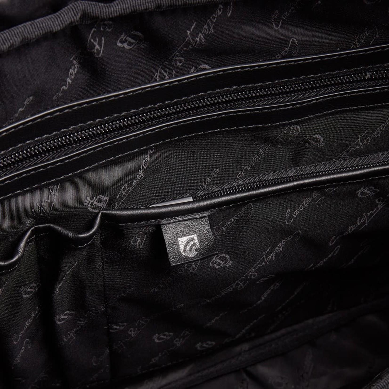 """Castelijn en Beerens Echo Laptoptas 15,6""""+ tablet RFID Zwart"""