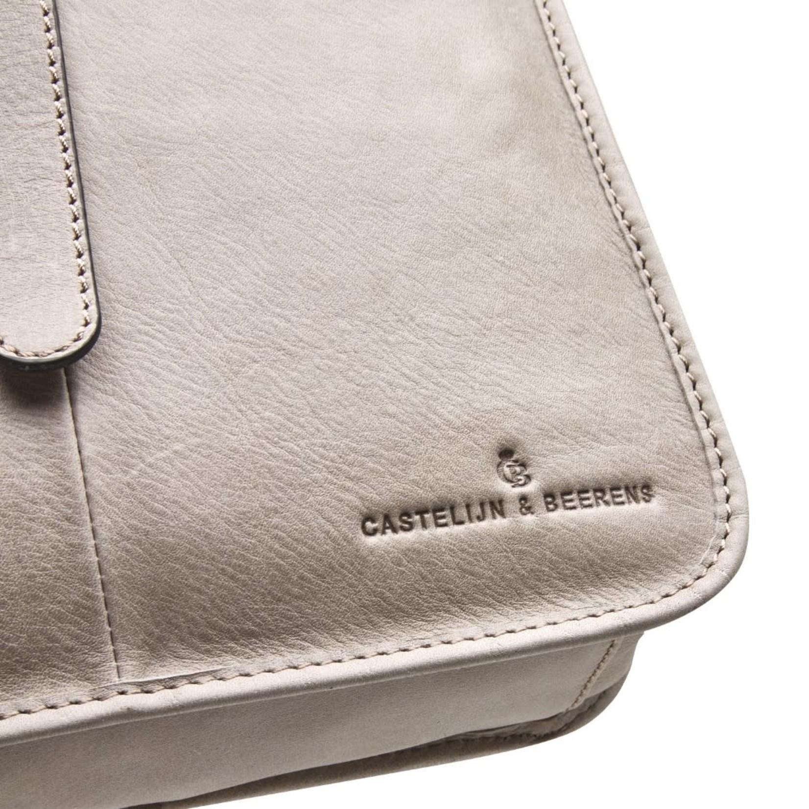 """Castelijn en Beerens Laptoprugzak 15,6"""" RFID Grijs"""
