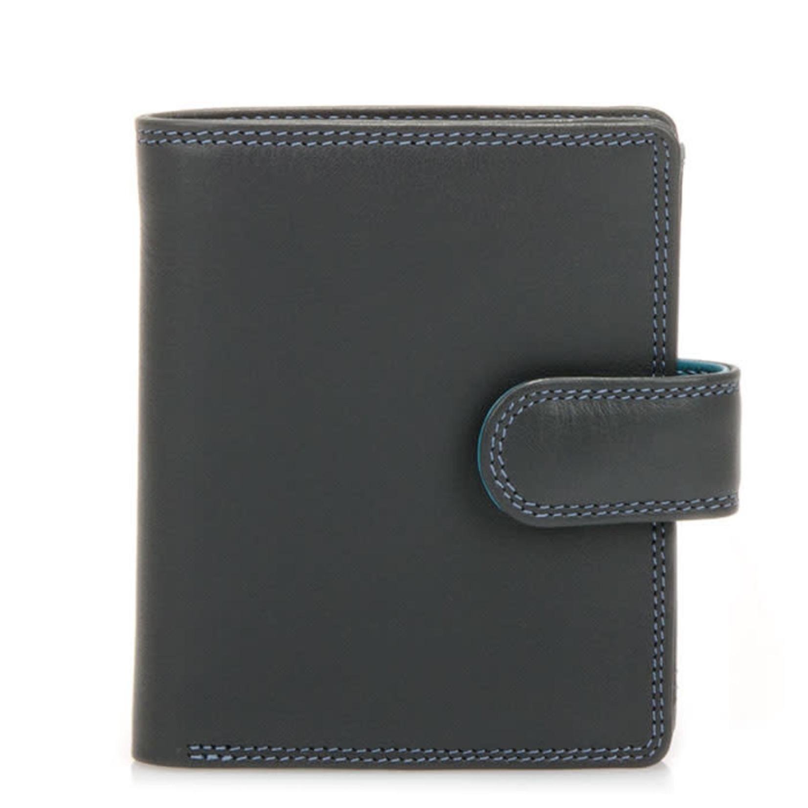 MyWalit Tri Fold Tab Wallet Smokey Grey