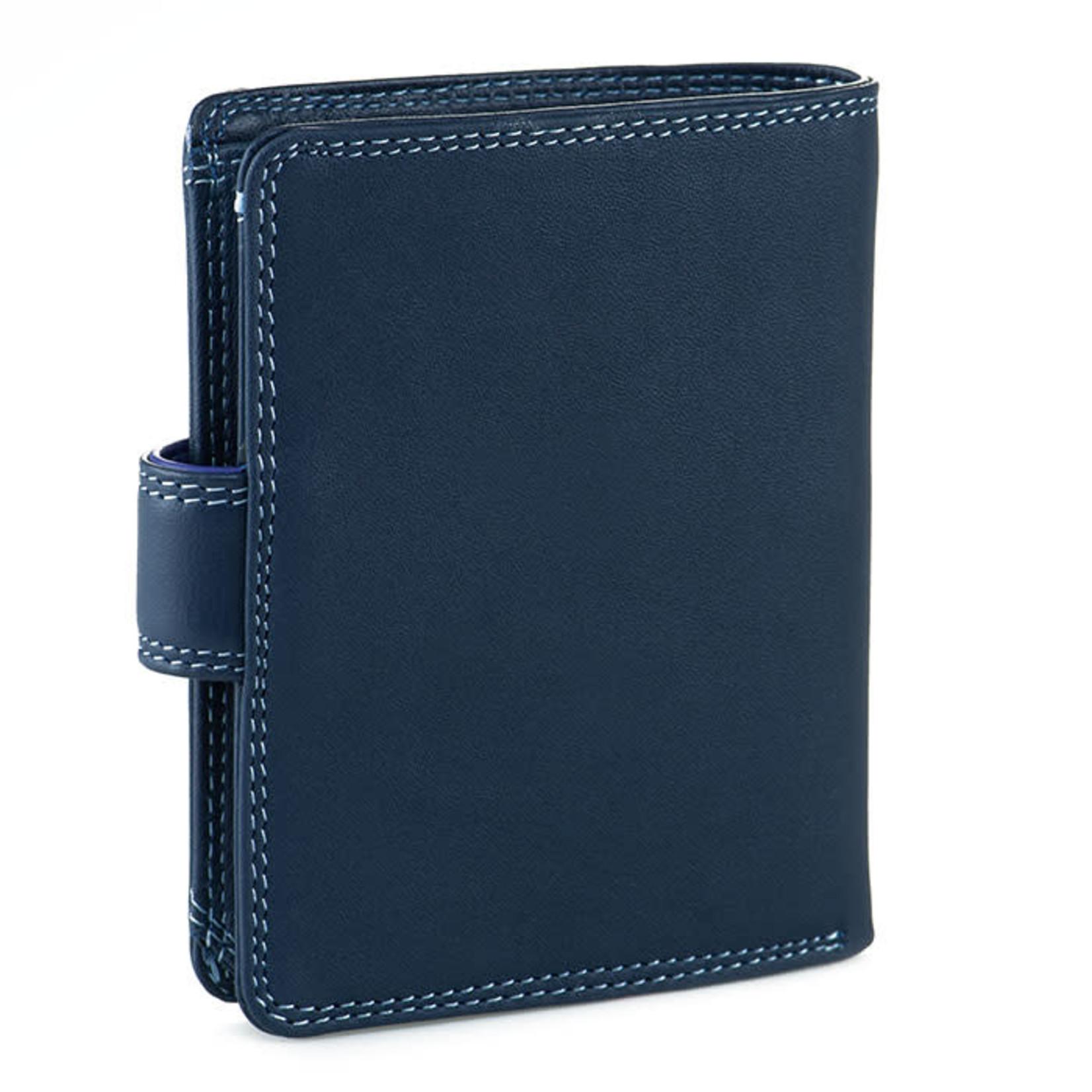 MyWalit Tri Fold Tab Wallet Royal
