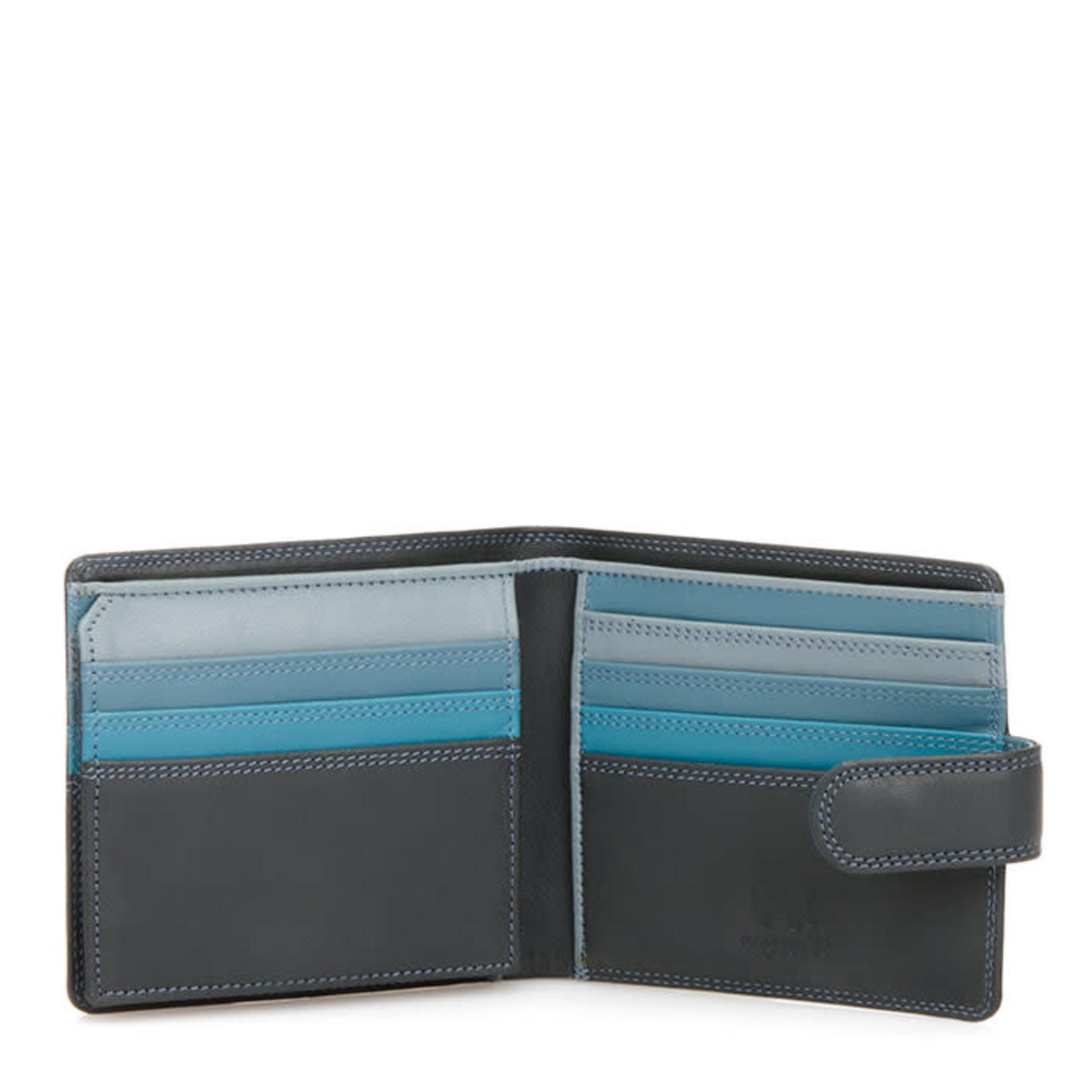 MyWalit Tab Wallet With Inner Leaf Smokey Grey