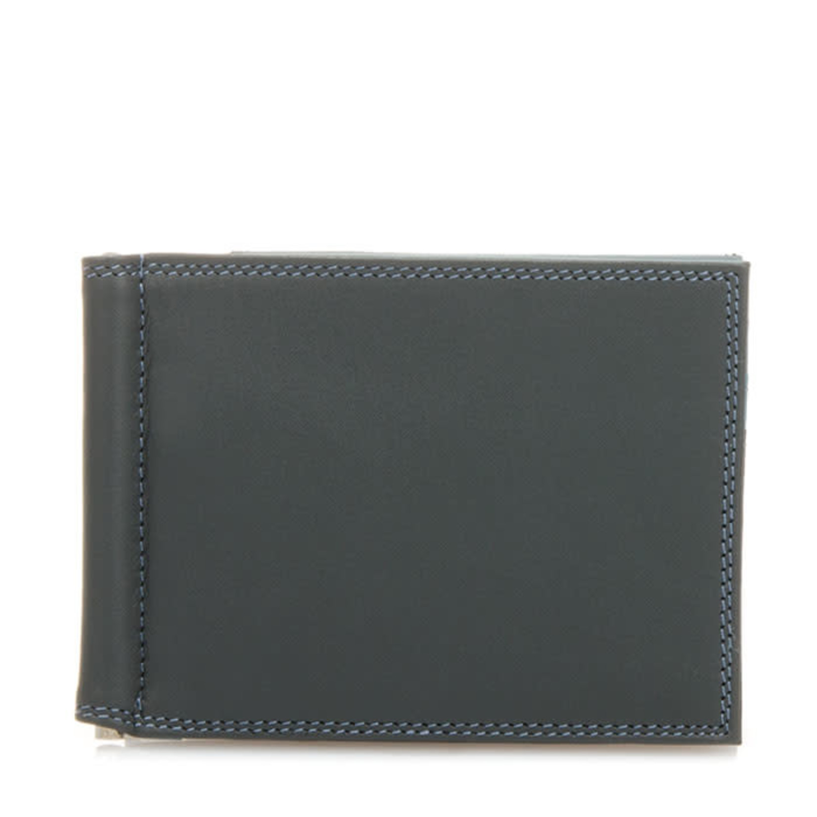 MyWalit Money Clip Wallet Smokey Grey