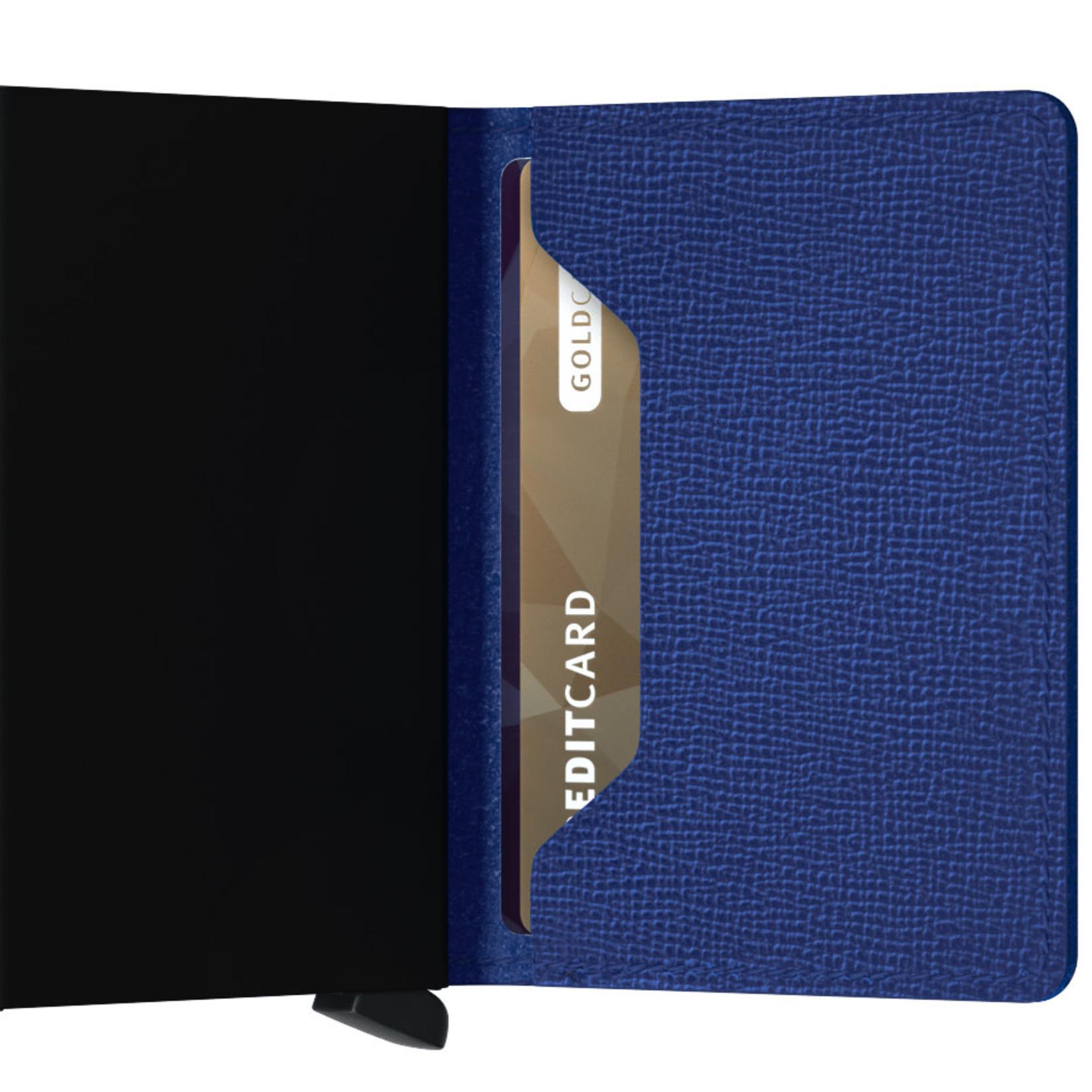 SECRID Secrid Slimwallet Crisple Blue