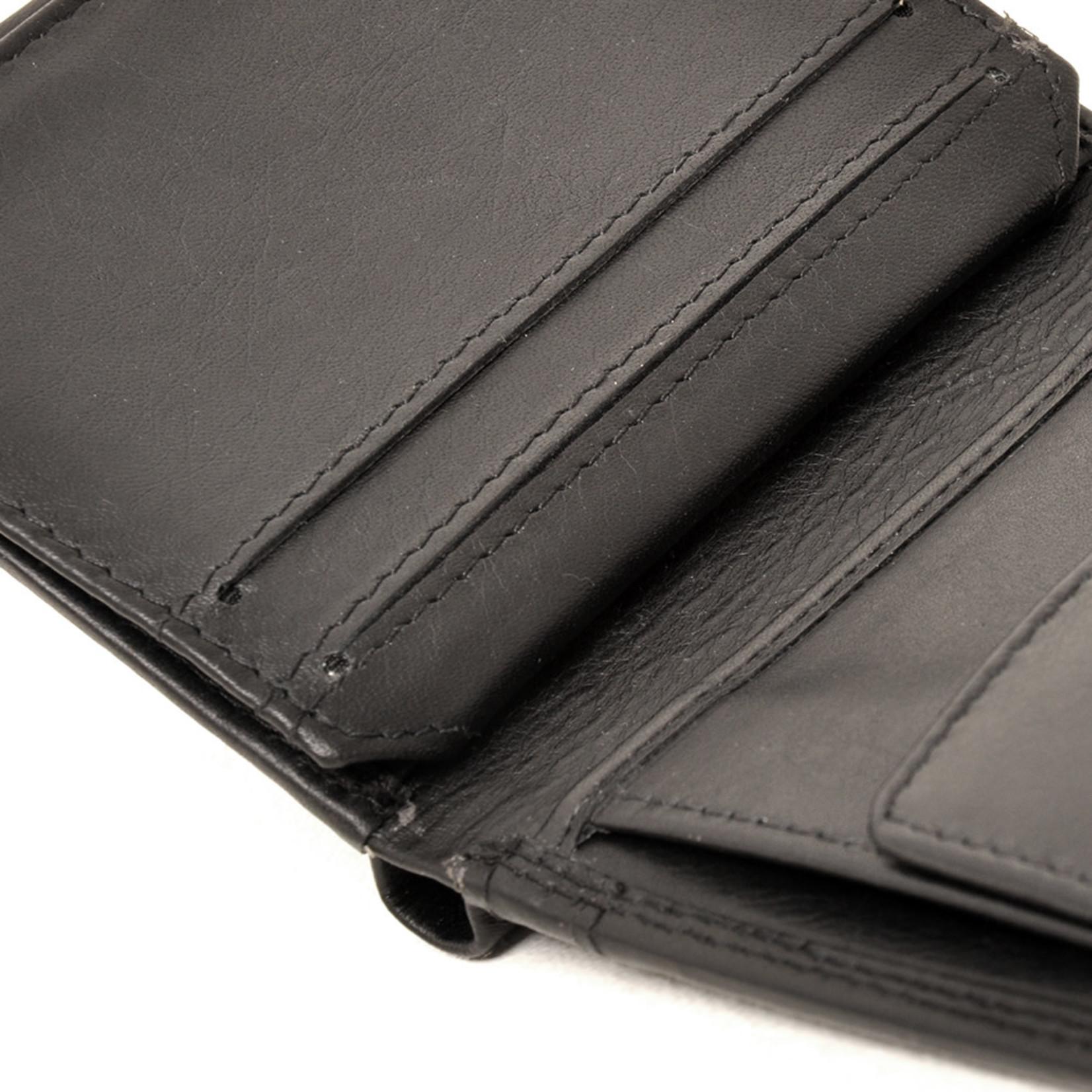 Berba Soft Portemonnee Zwart