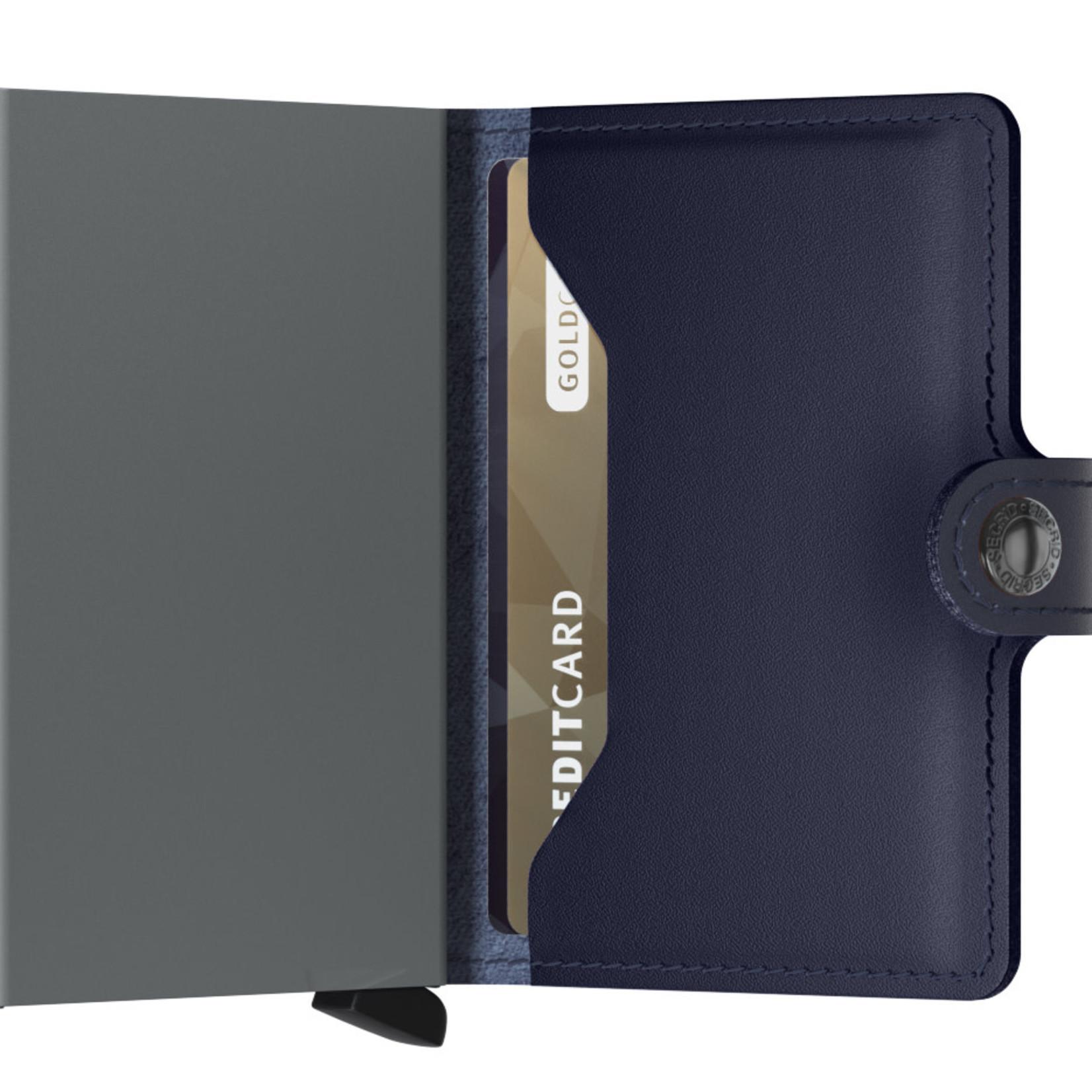 SECRID Mini Metallic Blue