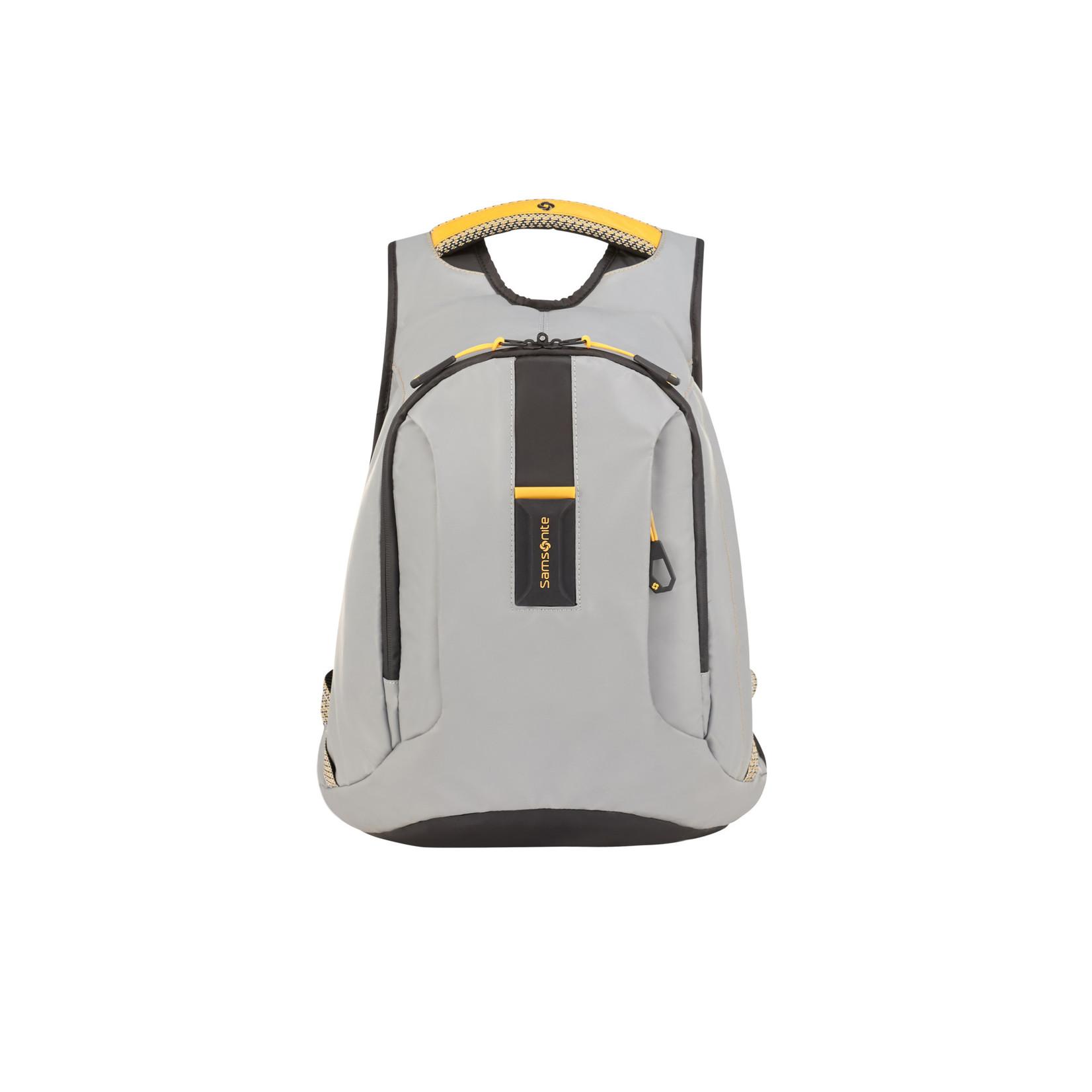 Samsonite Rugtas Paradiver Light Grey-Yellow