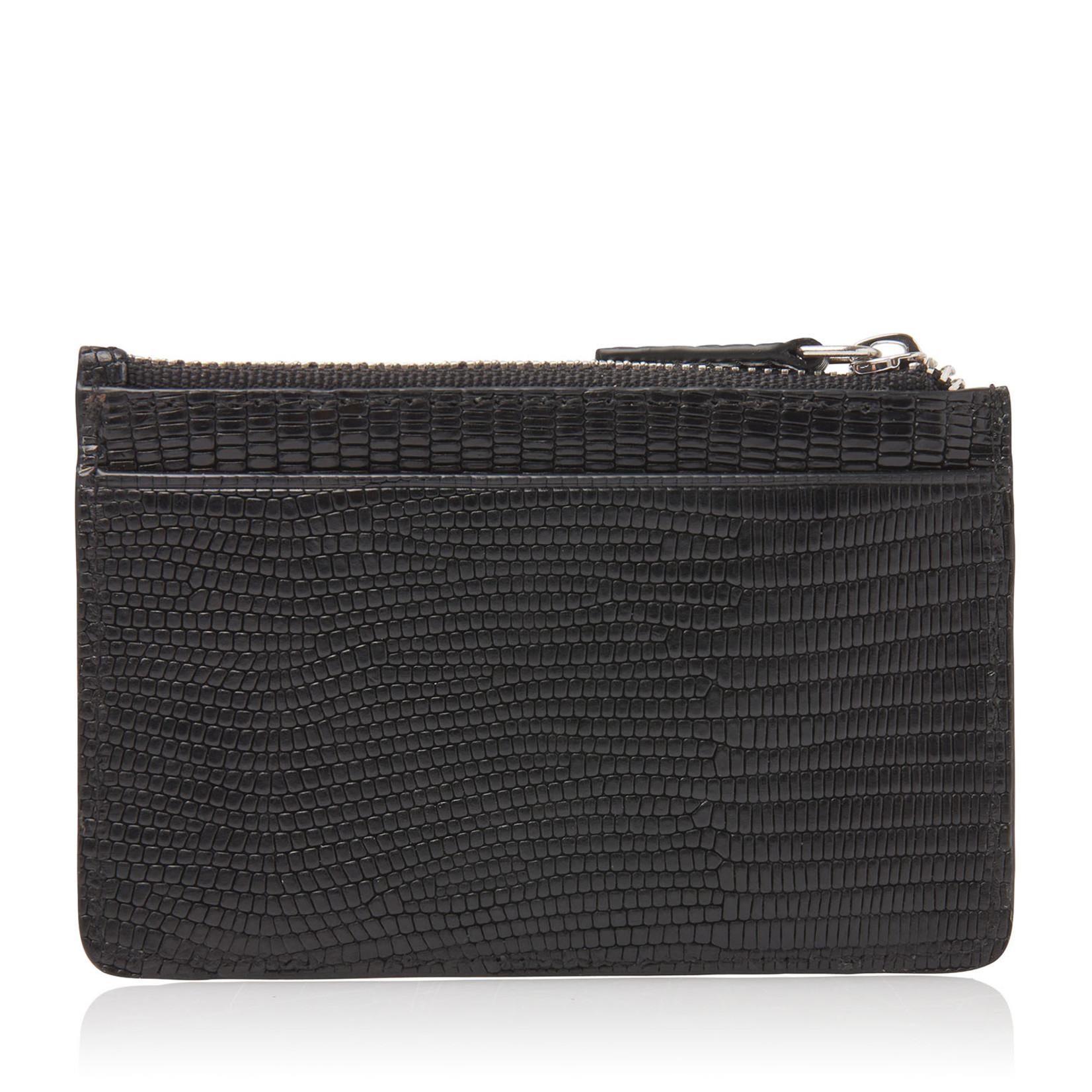 Castelijn en Beerens Mini Wallet Donna 7 Pasjes RFID Zwart