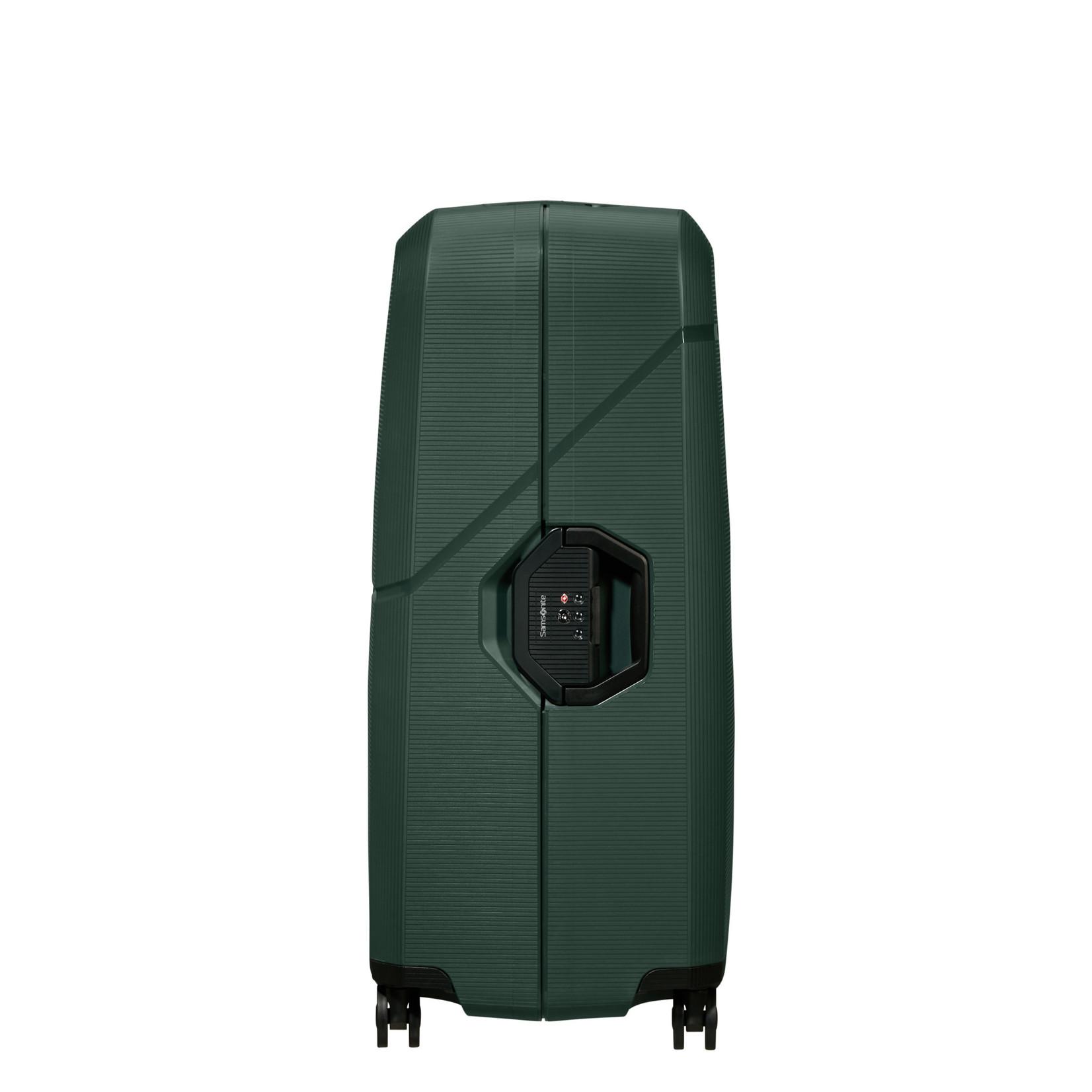 Samsonite Magnum Eco Spinner 81/30 Forest Green
