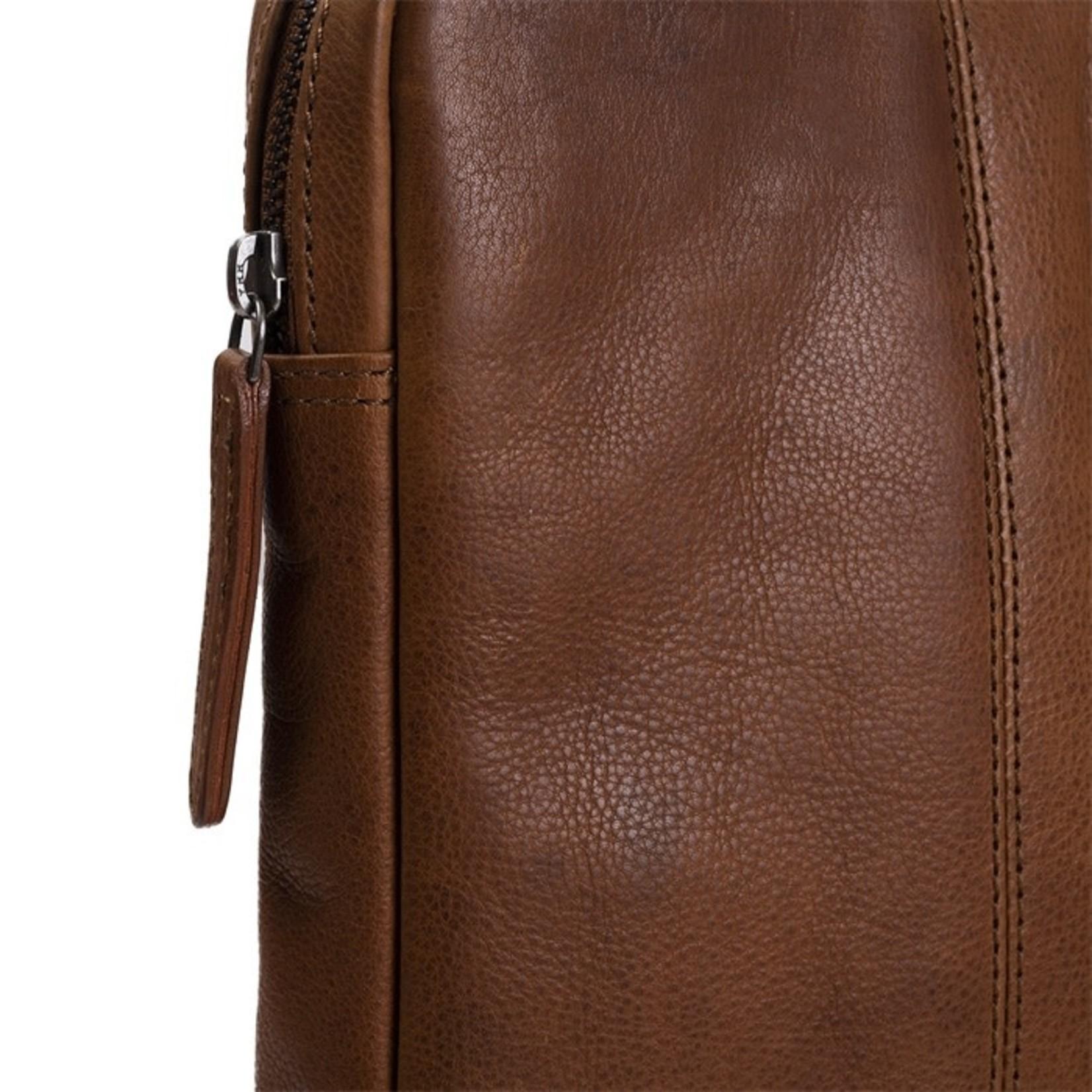 "Chesterfield Laptop Sleeve Glenn Cognac 15,4"""