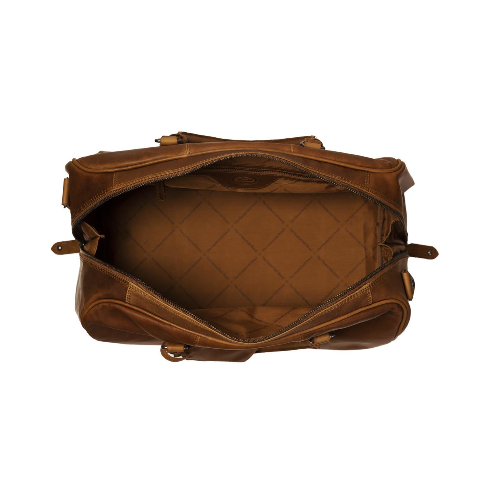 Chesterfield Travelbag Liam Cognac