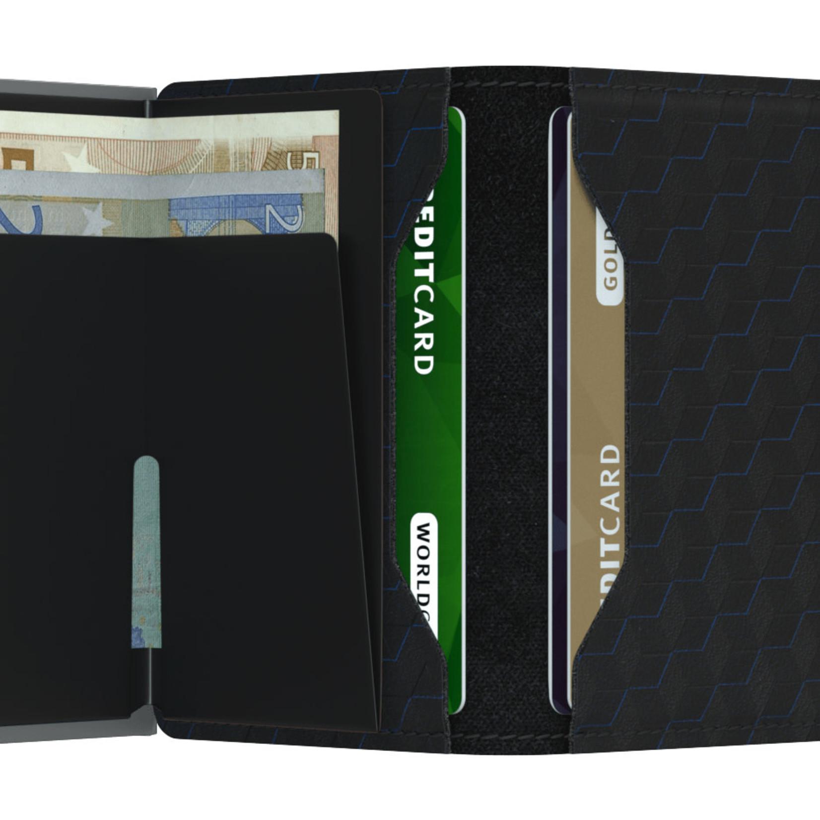 SECRID Secrid Mini Optical Black-Titanium