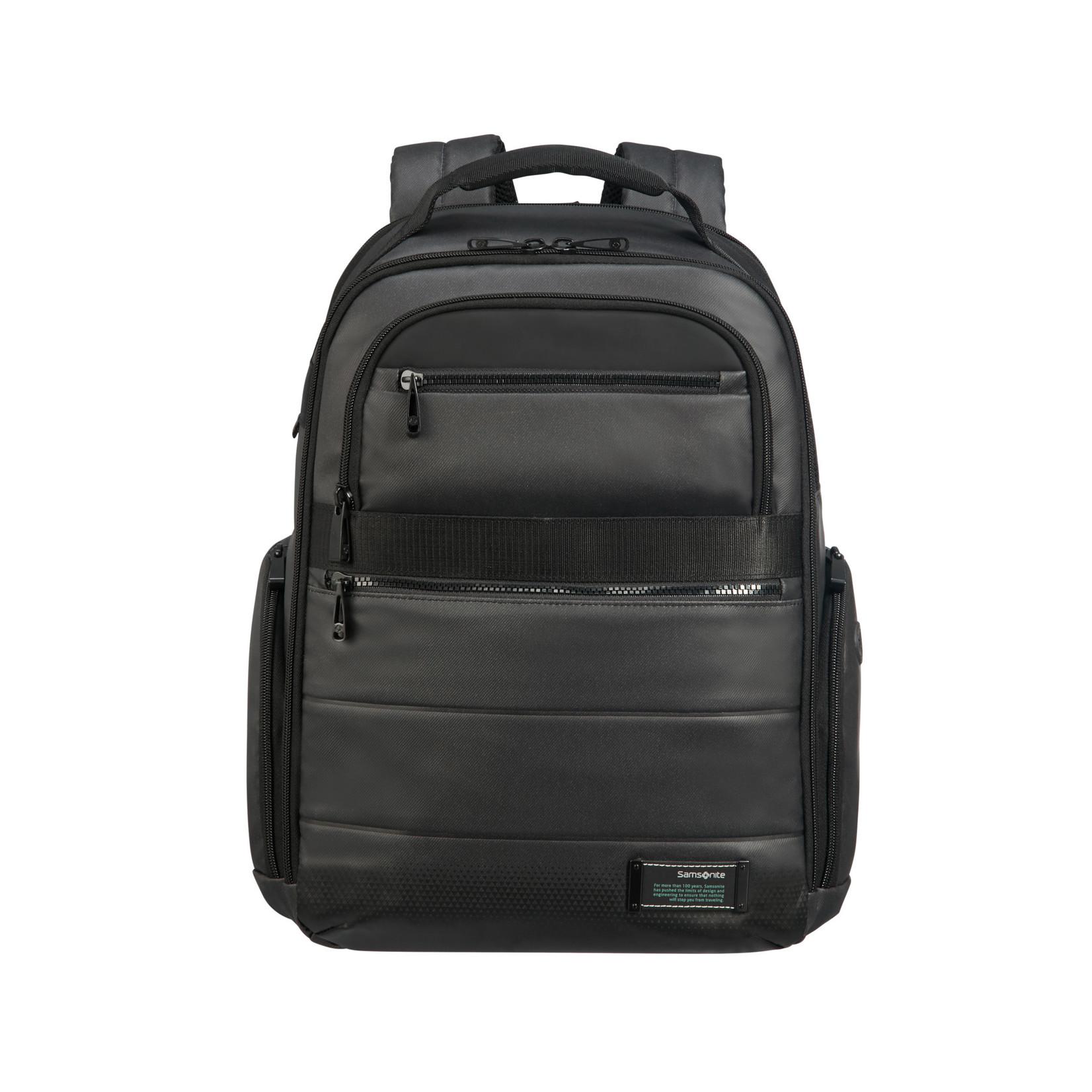 """Samsonite Laptoprugtas Cityvibe 2.0 Jet Black 15,6"""""""