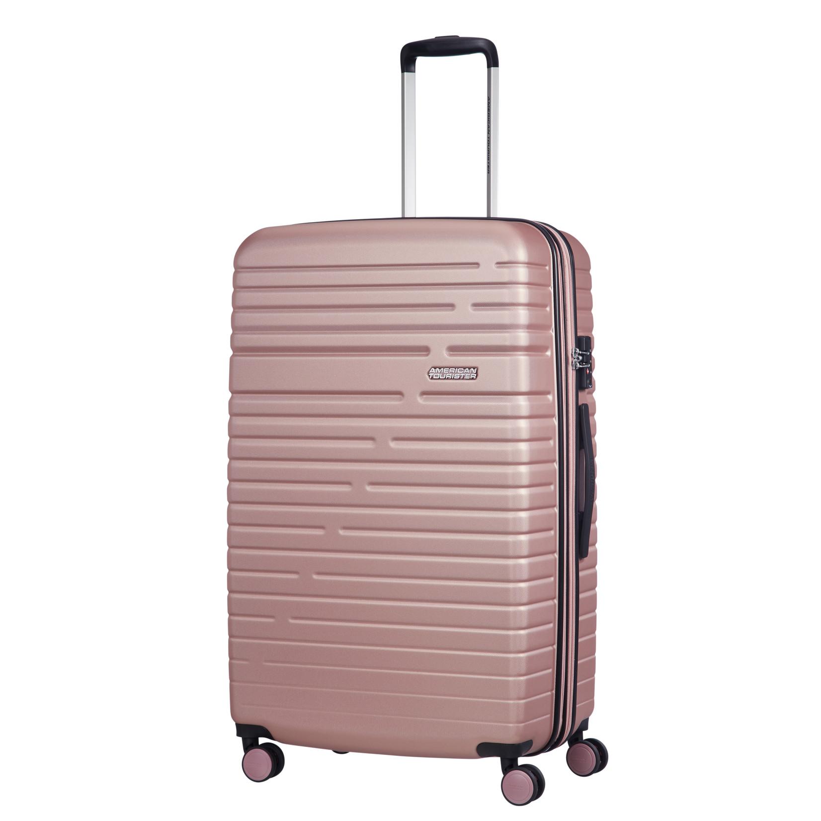 American Tourister Aero Racer Spinner 79/29 Exp Rose Pink
