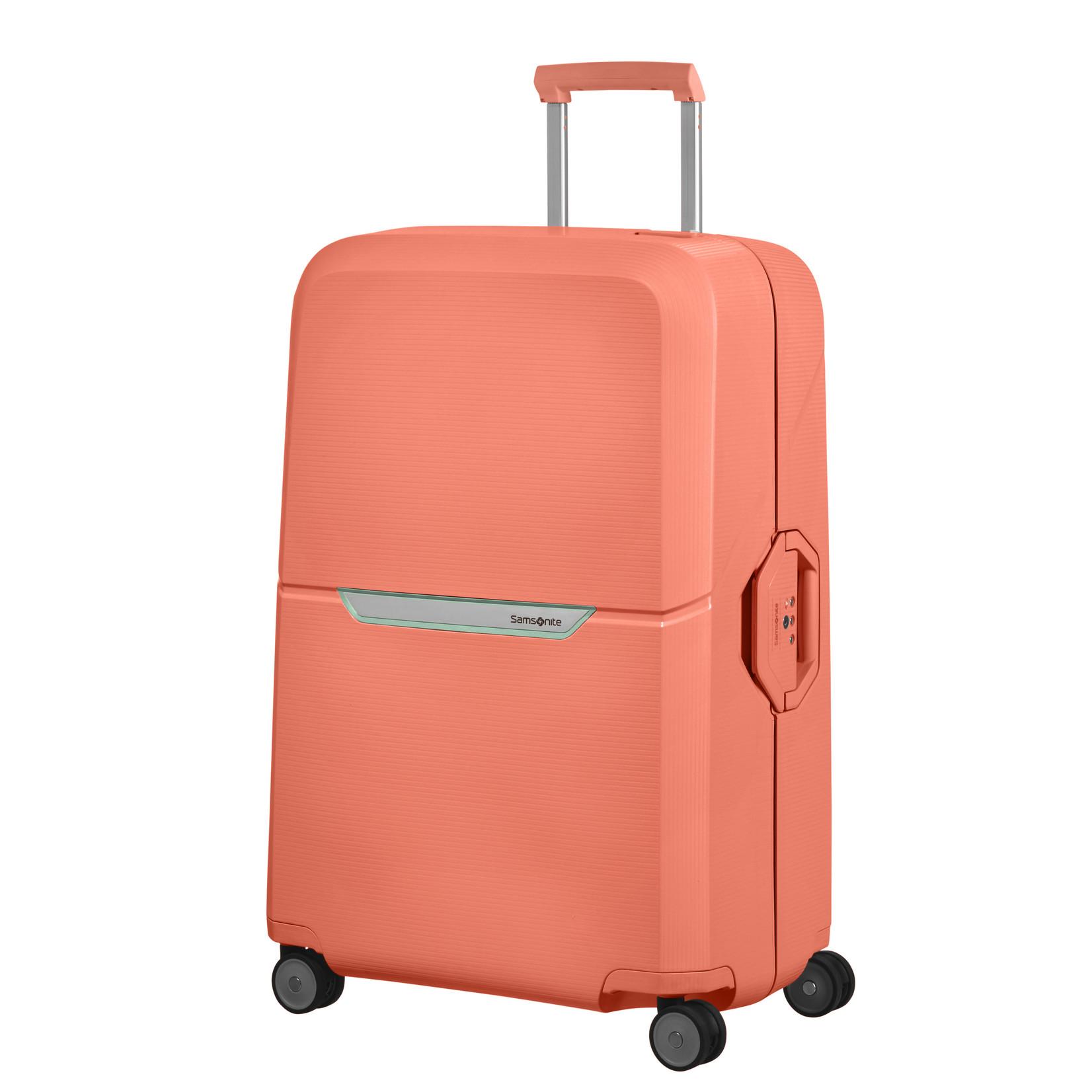 Samsonite Magnum Spinner 75/28 Coral Pink