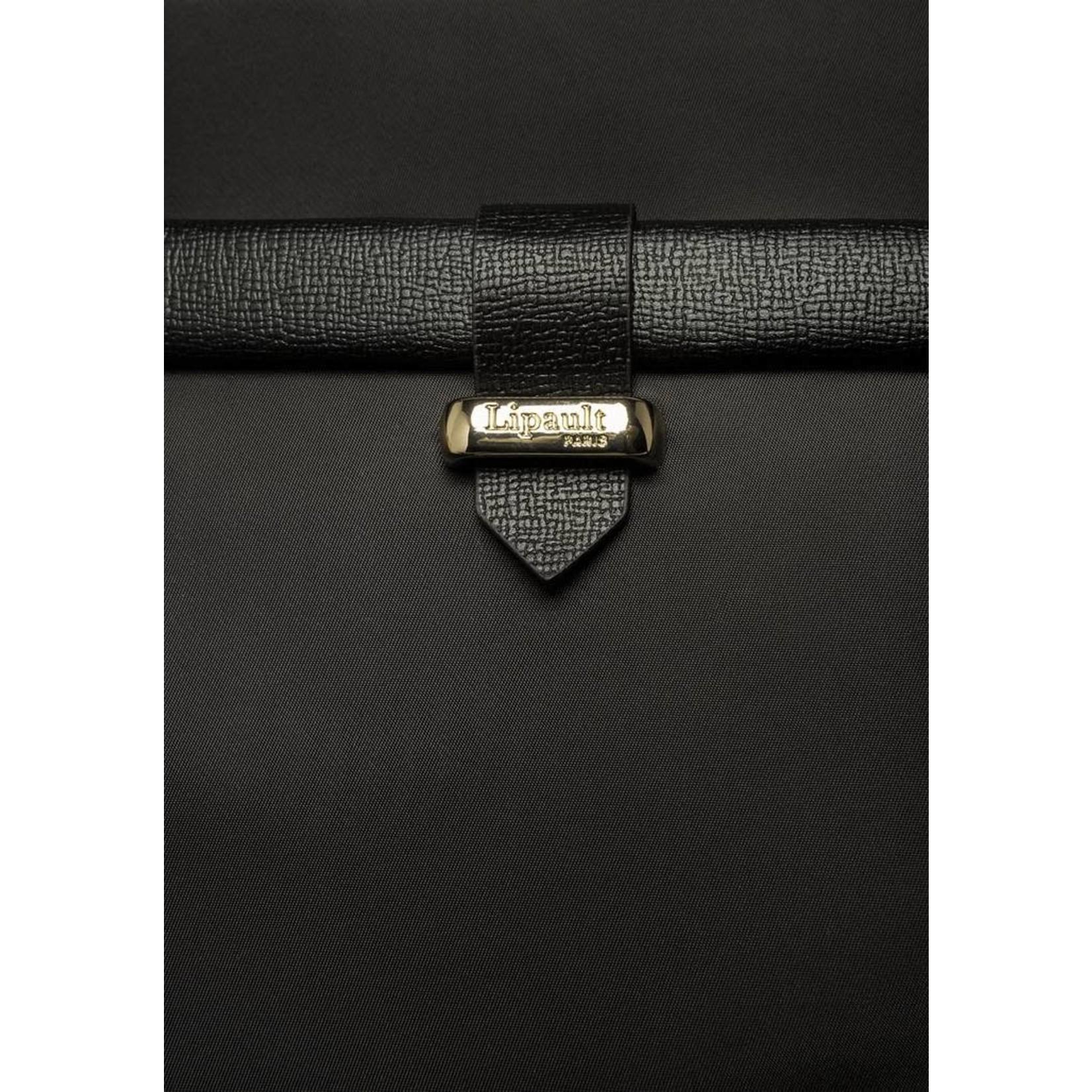 Lipault Plume Aven Black Gold 72/26