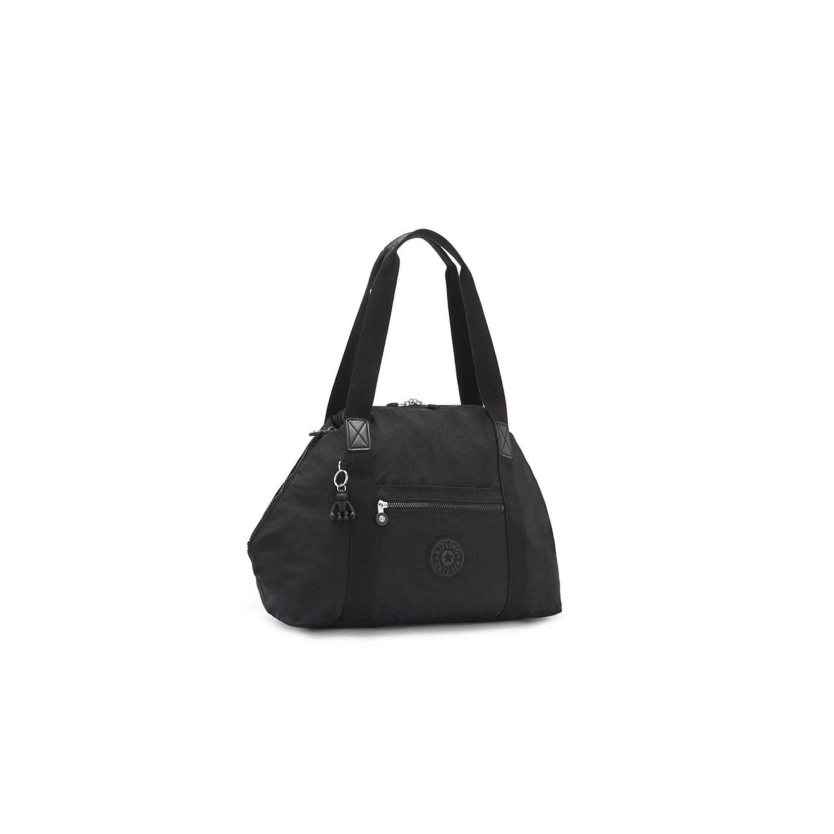 Kipling Shopper Art M Black Noir