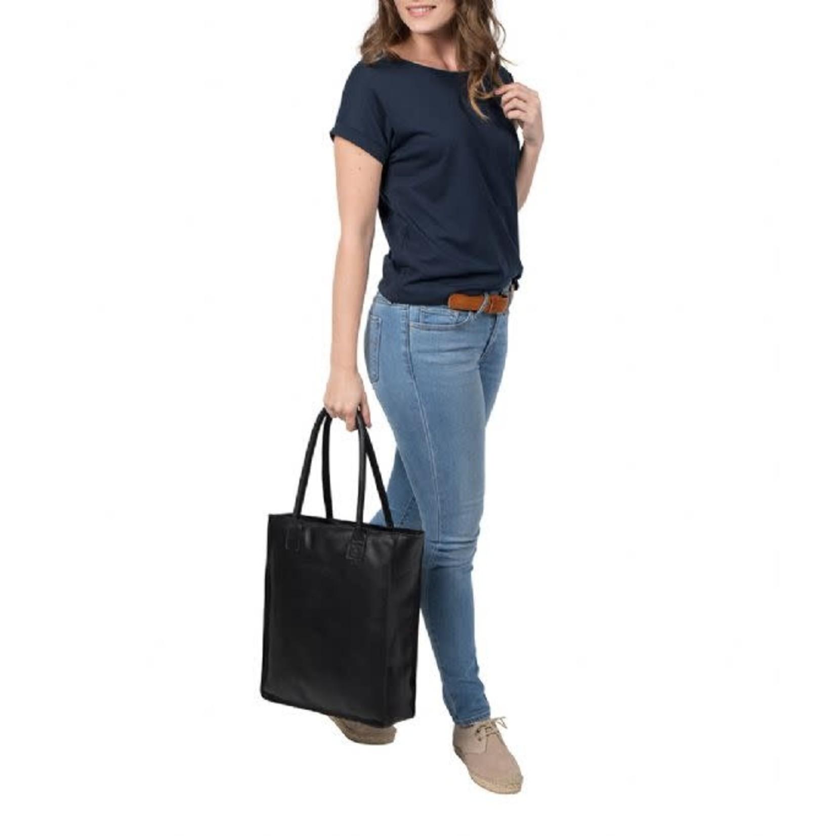 Cowboysbag Shopper met laptopvak Woodridge Black