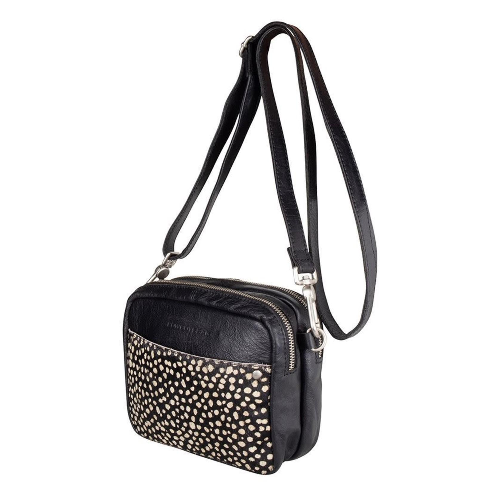 Cowboysbag Bag Bobbie dubbel ritsvak