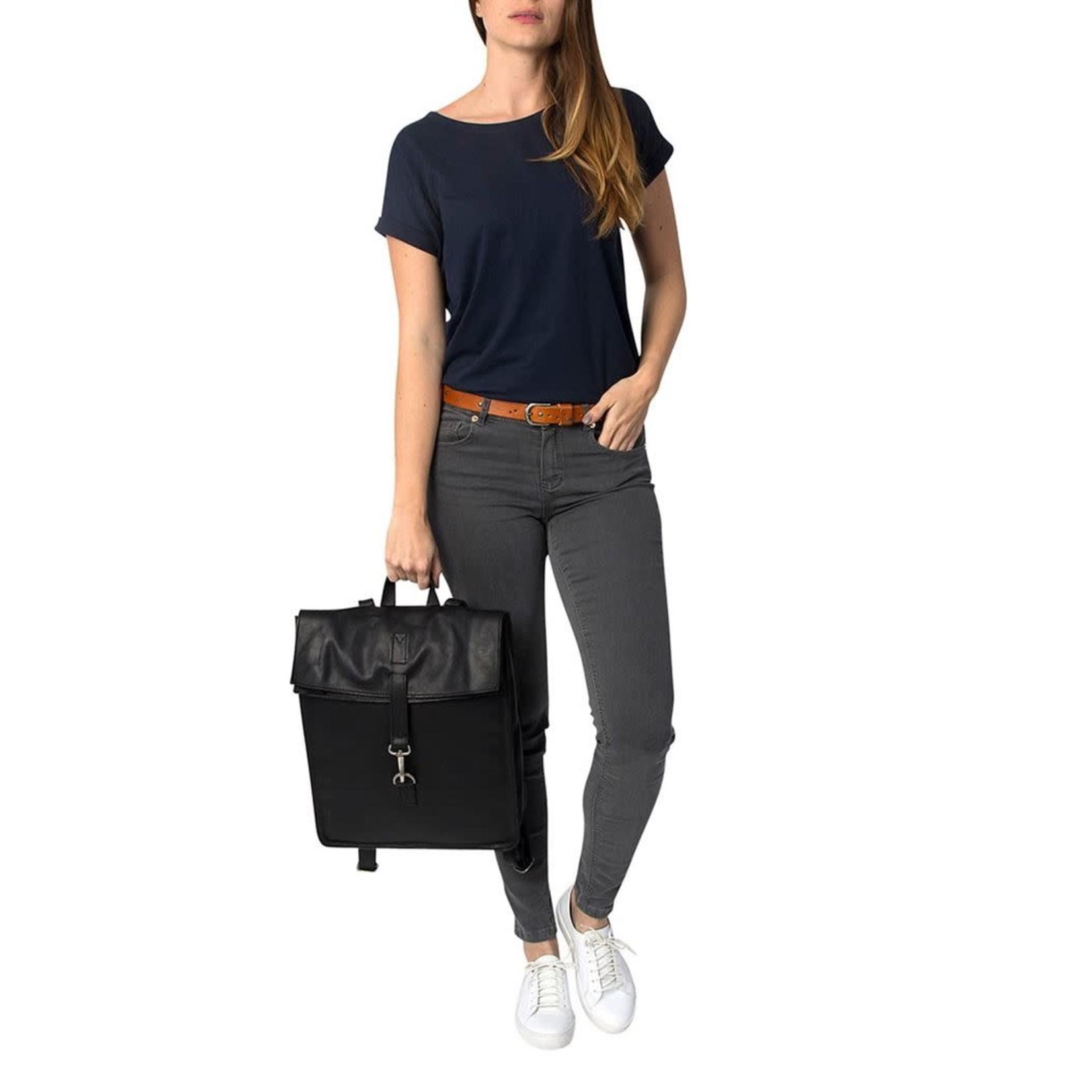 """Cowboysbag Backpack Doral 15"""" Black"""
