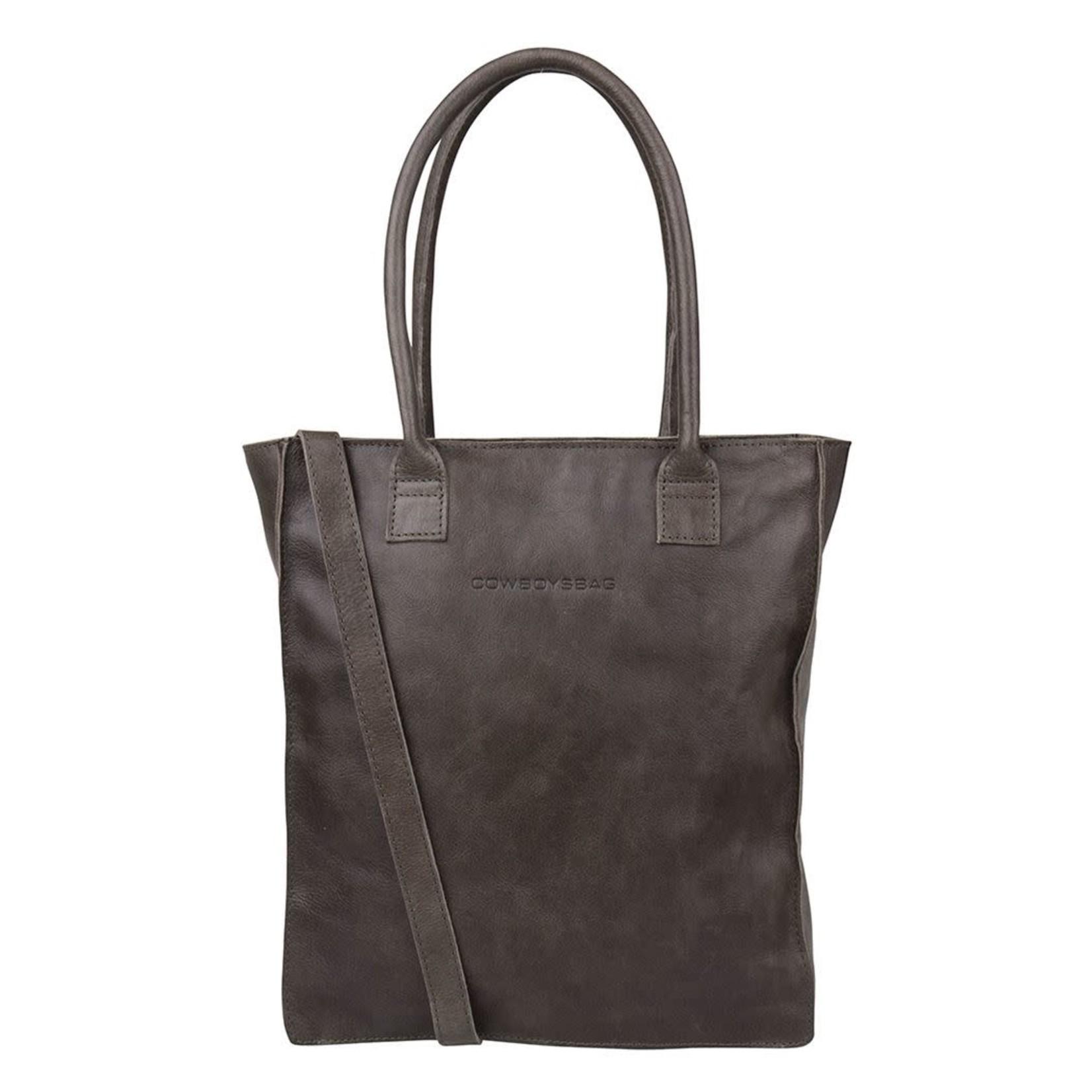 "Cowboysbag Laptop Bag Woodridge Storm Grey 13"""