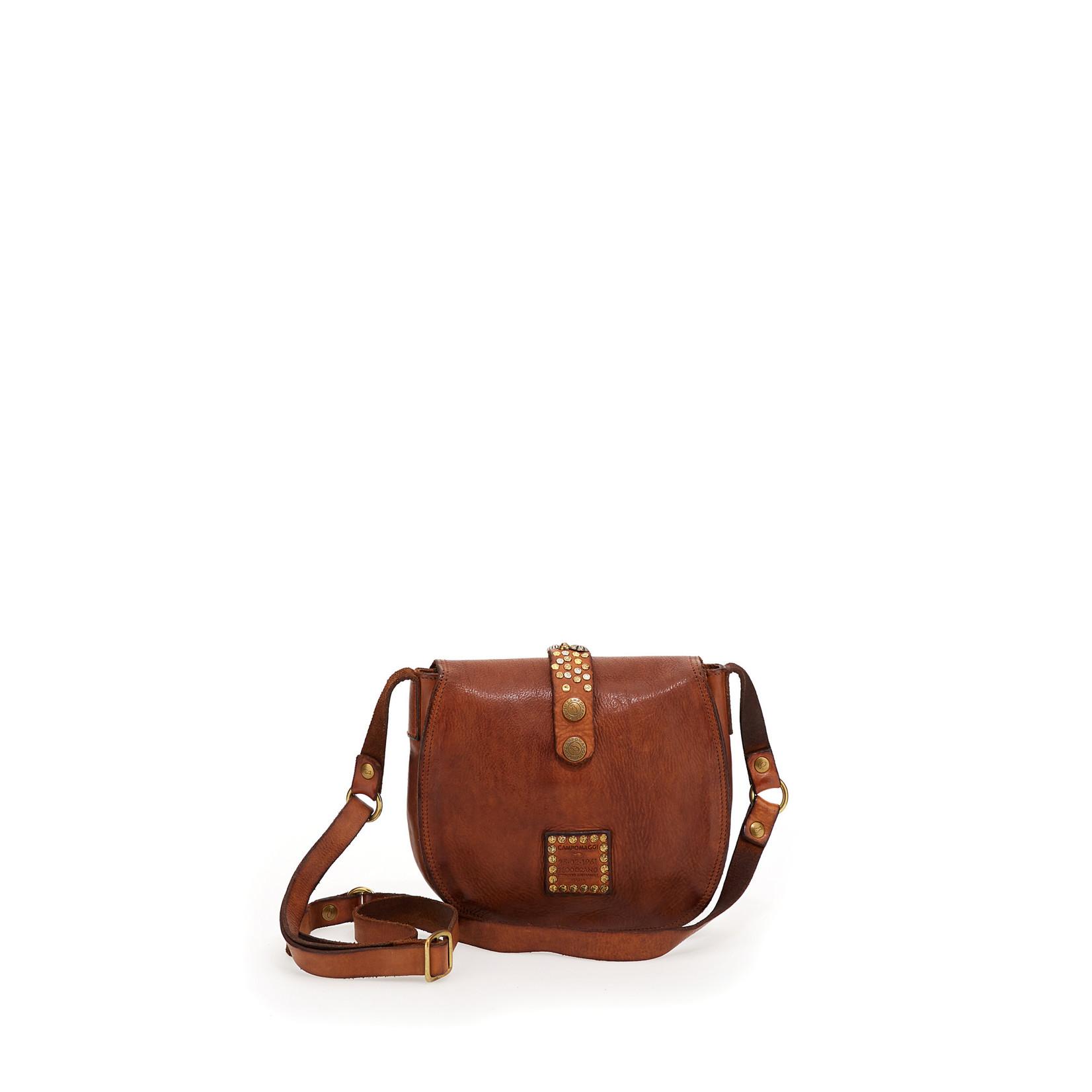 Campomaggi Crossbody Bag Small Cognac