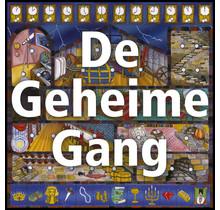 Groot spelbord - De Geheime Gang - Bij de vorige versie van de Geheime Gang