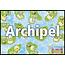 Earth Games Groot spelbord - Archipel