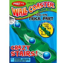 Wall Coaster - aanvullingsset Crazy Stairs