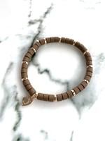Lestrois Armband bruin