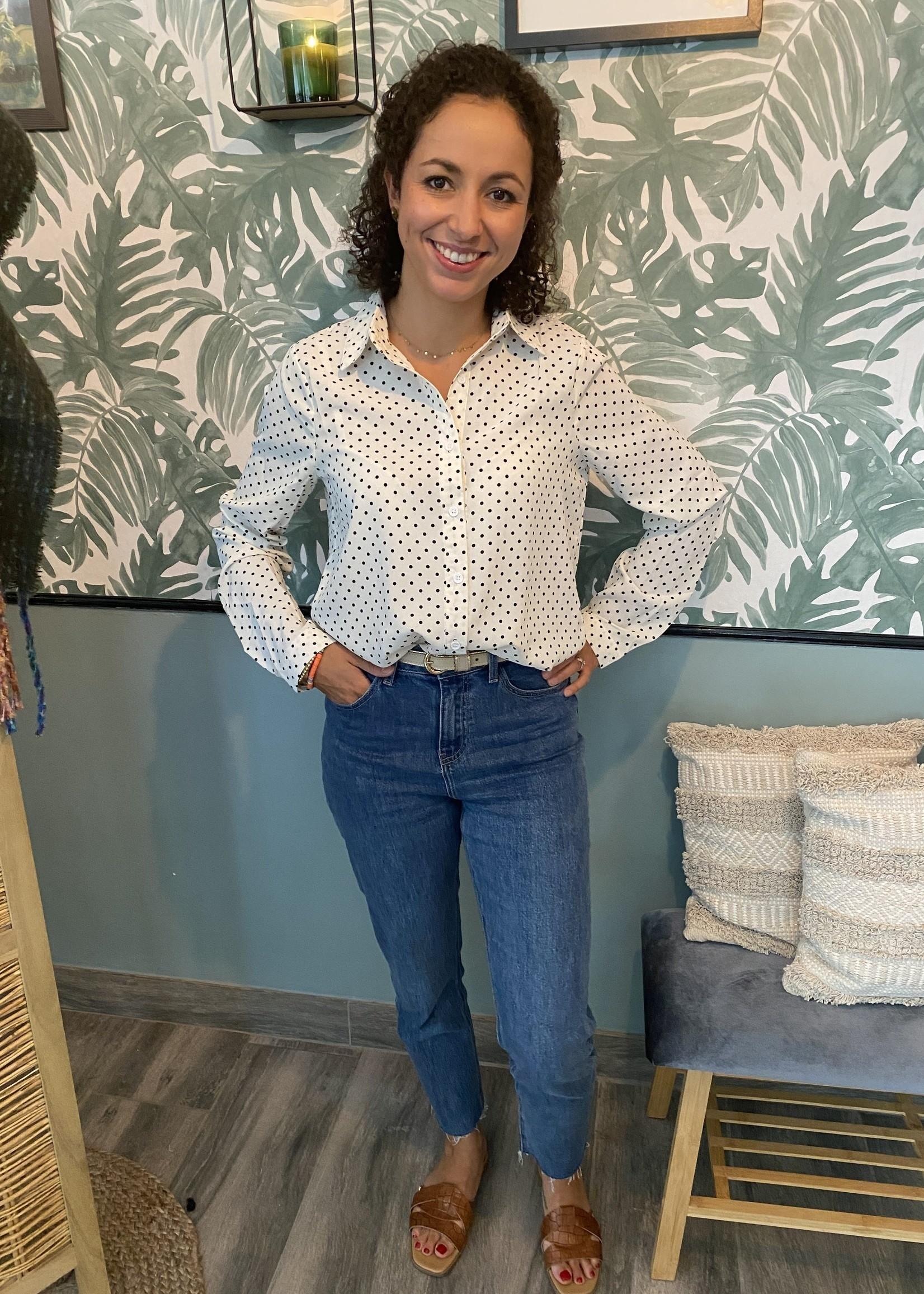 Lestrois Maya jeansbroek