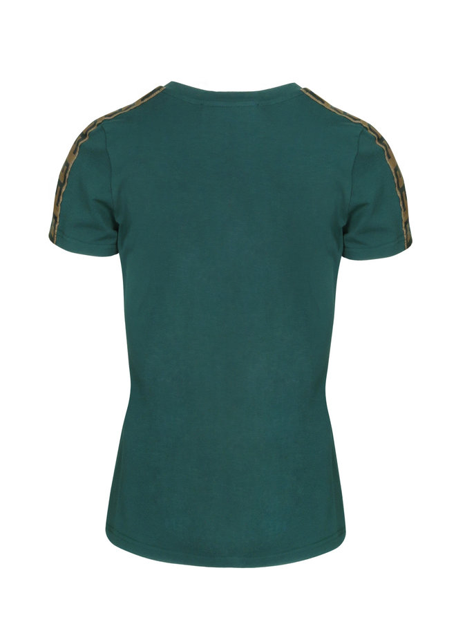 Gold T-Shirt Groen