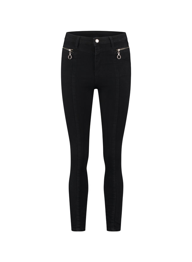 Romy Jeans Zwart
