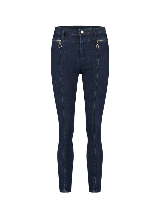 Romy Jeans Blauw