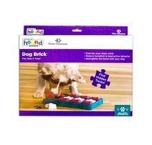Dog Brick Spel voor de hond het mentale gedrag positief te beïnvloeden