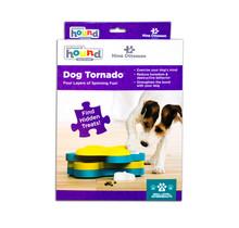 Dog Tornado Spel voor de hond om het mentale gedrag positief te beïnvloeden